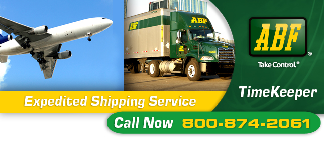 Abf Freight Tracking