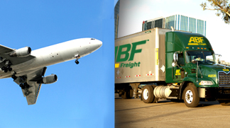 Time Critical Service by ABF Freight